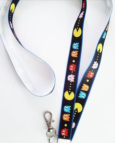 Stretch lanyard Easy on and off with decorative prints! Necklace lanyard has metal clasps with secure double jump rings attaching to a solid movable clip. Made for durability and decorative functionality! Girl Birthday Cards, Birthday Gifts For Teens, Teen Birthday, Baby Pillow Set, Lanyard Designs, Duct Tape Flowers, Cute Lanyards, Lanyard Wallet, Duck Tape Crafts