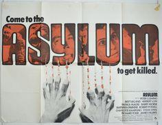 ASYLUM Cinema Quad Movie Poster