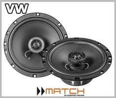 VW Passat Typ 2005 - 2010 car speakers upgrade kit front doors from Match by Audiotec Fischer Helix Brax Passat B6, Vw Cars, 3c, Loudspeaker, Front Doors, Speakers, Entry Doors, Entrance Gates, Entrance Doors