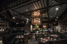Mott 32 restaurant by JOYCE WANG, Hong Kong hotels and restaurants