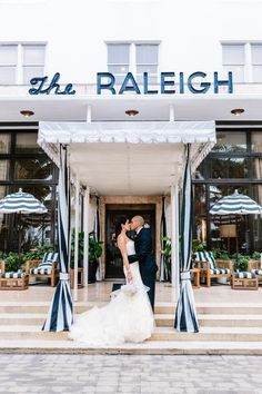 Wedding at The Raleigh Hotel Miami | Studio 1208 | Bridal Musings 0