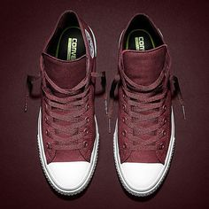 *New* Converse Chuck Taylor All Star II 2, Hi Top, Deep Bordeaux, Men's 10.5 #Converse #AthleticSneakers