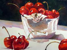 Anne Abgott's Gallery of Water Colors | Fruits/Veggies
