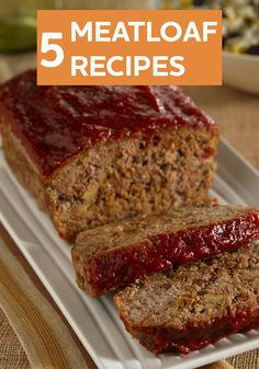 Make your back-to-school dinner routine easier with these 5 meatloaf recipes your family will love!