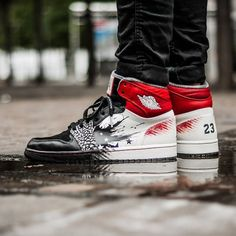 Jordan 1 Retro Dave White Wings for the Future be9297bd9