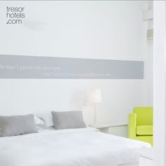 Trésor Hotels and Resorts_Luxury Boutique Hotels_ Highlight of the rooms and suites at & the lyrics of Greek poets on the walls which constitute a source of inspiration to further enable your inner personal escape. Palace Hotel, Boutique Hotels, Source Of Inspiration, Hotel Spa, Hotels And Resorts, Highlight, Ios, Greece, Lyrics