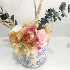 Centros de flor preservada y seca hola@etcbahia.com