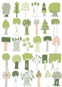 trees trees trees