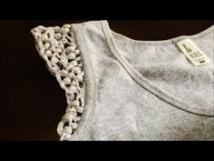 Ravelry: Grape bunch stitch top pattern by Sandhya Vempati Crochet Fabric, Crochet Shirt, Crochet Doily Patterns, Knit Crochet, Doilies Crochet, Stitch Crochet, Crochet Cable, Crochet Stitches, Doll Clothes Patterns