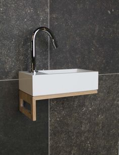Wc Design, Small Room Design, Bathroom Design Small, Bathroom Interior Design, Small Toilet Room, Modern Bathroom Sink, Small Bathroom Sinks, Bedroom Furniture Design, Bathroom Furniture