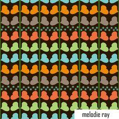 #fabricdesign #textiledesign #patterndesign #texture #print #artlicensing #hearts #stem #stemdesign #orlakiely