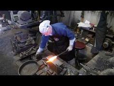Kiyoshi Kato Kitchen Knives 2014 - YouTube