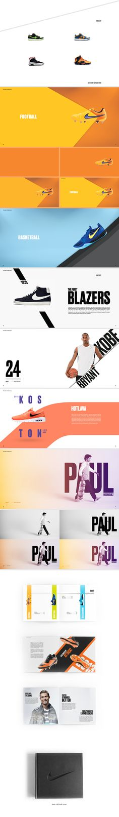 The Best of Nike Football, Basketball & Skateboarding on Behance