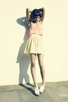 Aluna of AlunaGeorge #girlcrush #coachella