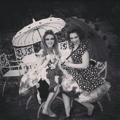 Love Umbrellas fashion shoot... Do we like? x