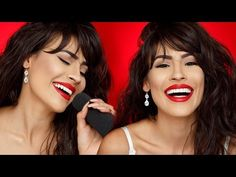 Desi Perkins' Selena Quintanilla Makeup Tutorial Is So Incredible, You're Going To Want To Watch It ASAP