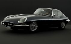 Enzo Ferrari called this the most beautiful car he has ever seen (61 Jaguar E-type)