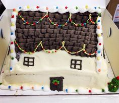 House icecreamcake made by myself :)