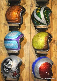 special helmets