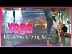 Yoga - Per il Benessere della Schiena - YouTube