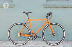 Gigantes Orange 3-Speed