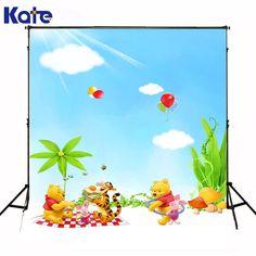 Encontre mais Fundo Informações sobre 200 cm * 150 cm Kate Foto Backdrops urso…