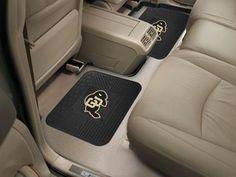 "Colorado Backseat Utility Mats 2 Pack 14""x17"""