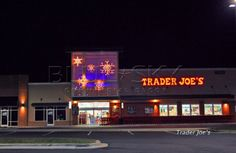 snowflake lights for buildings and shopping centers
