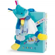 Doudou et Compagnie Crocodile – Soother Clip – Blue Glitter Keys, Dummy Clips, Box, Presents, Design Inspiration, Things To Sell, Christmas Ornaments, Holiday Decor, Gifts