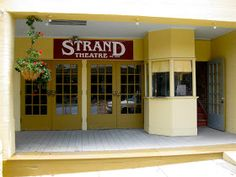 Vicksburg's Adolph Rose Antiques: VISIT THE RENOVATED STRAND THEATER!