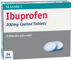 Numark Ibuprofen 200mg Tablets (24) Numark Ibuprofen 200mg Tablets (24): Express Chemist offer fast delivery and friendly, reliable service. Buy Numark Ibuprofen 200mg Tablets (24) online from Express Chemist today! (Barcode EAN=5010441 http://www.MightGet.com/january-2017-11/numark-ibuprofen-200mg-tablets-24-.asp