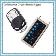 Carkitscenter 315Mhz Car Key Remote Control Code Scanner Wireless Remote Key…