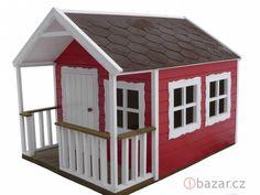 Krásný zahradní domek pro děti-levny