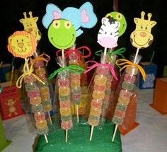 Hobbies Unlimited Portland Or Jungle Theme Birthday, Jungle Theme Parties, Farm Birthday, Jungle Party, Animal Birthday, 1st Birthday Parties, Safari Party, Safari Theme, Party Mottos