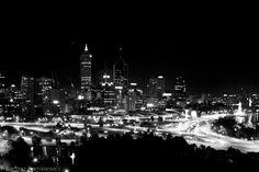 Cityskape Perth