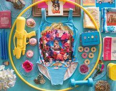 """Marca 104 Projeto britânico fez a sua estreia como a primeira marca de moda praia especializada em edições limitadas, com o """"Meu Corpo, Meu Santuário"""" coleção.  Como inclina o nome 'projetos', cada coleção vai ser inspirada por um tema específico.  Confira o look book, que adoram o estilo de vida ainda curadoria - WGSN"""