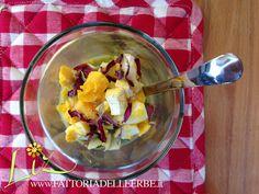 Crema di #asparagi e #uova alle #erbe e #fiori di #zinnia. - #flowerfood #edibleflower