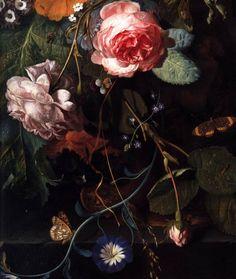 картины художника Jan Van Huysum-14