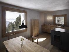 Mountain Cabin / Marte.Marte Architekten