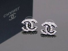 I Love Chanel Earrings Wonder How Much These Cost