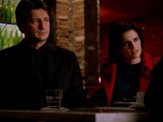 """Castle"" A Chill Goes Through Her Veins (TV Episode 2009) season 1, episode 5"