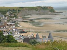 Normandy, France-the long beach...such a powerful place no words can describe-beautiful and sacred