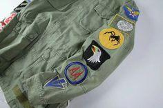 9540153b2a684 16F w Off White Yeezy Tags Embroid Arrow Print Overcoat Nylon Jacket Nylon  Sides | eBay