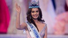 Sixth Miss World win draws India level with Venezuela...
