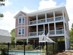 Attitude Adjuster st george island $3200 for the week
