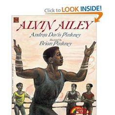Alvin Ailey: Andrea Davis Pinkney, Brian Pinkney: 9780786810772: Amazon.com: Books