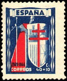 Cruz Roja - 1943