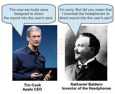 Apple's reailty distortion field.