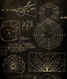 our friend the atom / Sacred Geometry <3