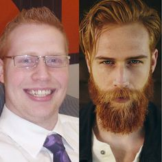 Barber Tells His Client To Grow A Beard & You Wont Believe What Happens Next >>>… – Men's Hairstyles and Beard Models Cool Hairstyles For Men, Haircuts For Men, Popular Haircuts, Hipster Hairstyles Men, Hairstyles Haircuts, Barba Grande, Hair And Beard Styles, Hair Styles, Look Man